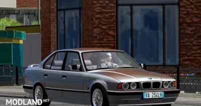 1.5.5 – BMW Series 5 525i E34 [1.5.5]